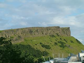 Salisbury Crags, Edinburgh