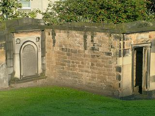 New Calton Cemetery, Edinburgh