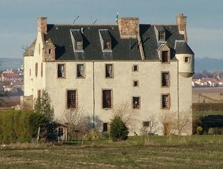 Ballencrieff Castle