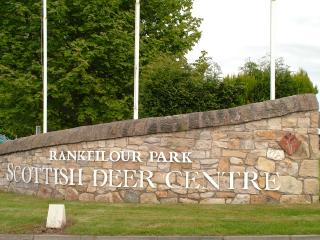 Scottish Deer Centre, Over Rankeilour