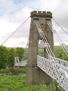 Suspension Bridge, Gattonside