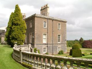 Entrance Front, Bowhill