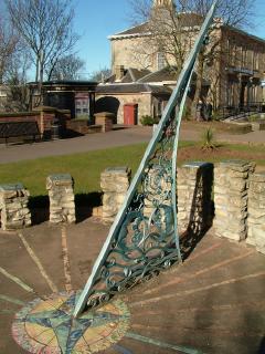 Sundial, Prestwick