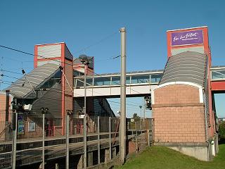 Prestwick International Railway Station