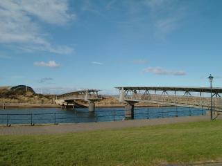 Bridge of Scottish Invention over the River Irvine