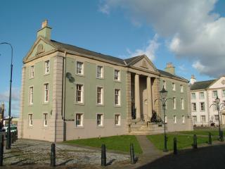 Neo-Georgian Development, Irvine Harbourside