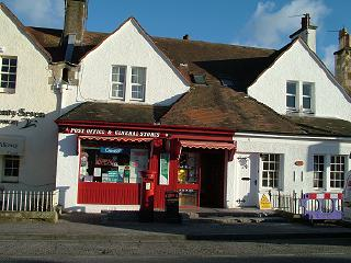 Alloway Post Office