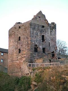 Ravenscraig Castle, Kirkcaldy