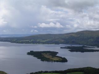 Inchfad Island, Loch Lomond