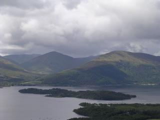 Inchlonaig, Loch Lomond