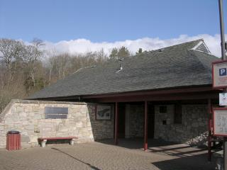 Visitor Centre, Quarrymill Woodland Park