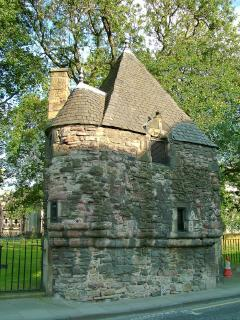 Queen Mary's Bath House, Holyrood Road