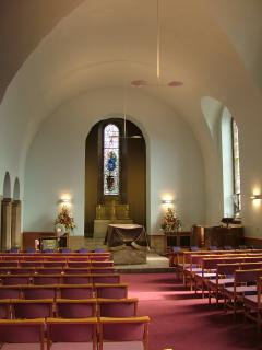 Main Chapel, Warriston Crematorium