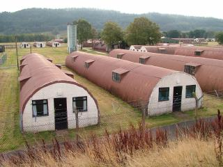 Cultybraggan Camp