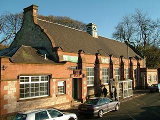 Victoria Hall, Dunblane