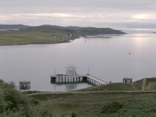 Nuclear Submarine Moorings, Loch Ewe