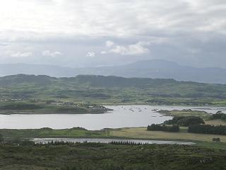 Seil Sound and Seil Island