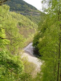 River Garry and the Pass of Killiecrankie