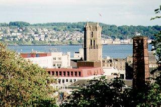 The Steeple Church Tower