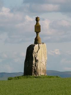 Standing Stone, Over Benchil
