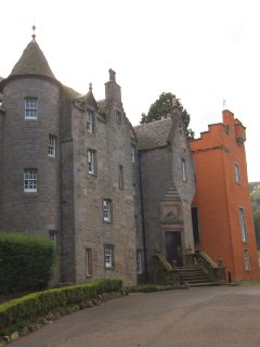 Craigcrook Castle