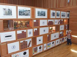 Storytelling Wall, Scottish Storytelling Centre