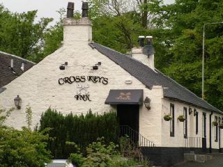 Cross Keys Inn, Houston
