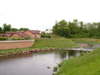 River Gryfe at Crosslee