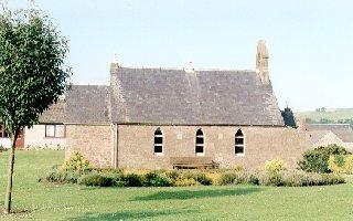 Church, Lunanhead