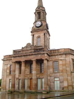 Former Town Hall, Port Glasgow
