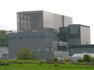 Hunterston 'B' Power Station