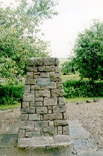 Cairn commemorating the Battle of Nechtansmere, Dunnichen