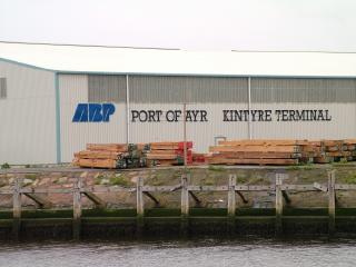 Port of Ayr