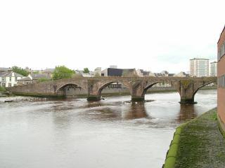 Old Bridge, Ayr