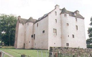 Castle, Newtyle (1988)