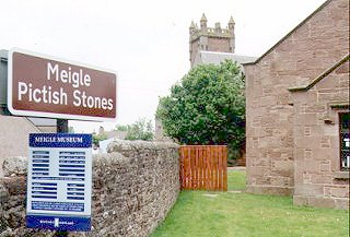 Meigle Museum and Pictish Stones