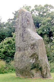 Macbeth's Stone nr.Braeswick Meigle