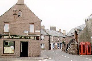 Central Coupar Angus