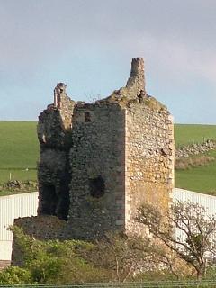 Carleton Castle, Lendalfoot