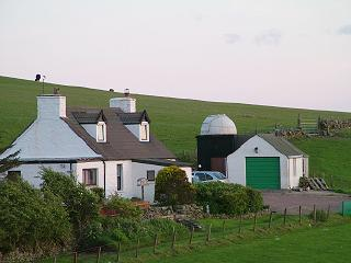 Private Observatory, Little Larbrax