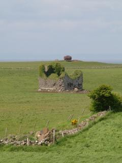 Corsewall Castle