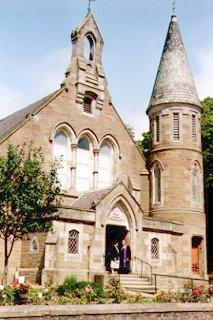 Monifieth South Church, Monifieth