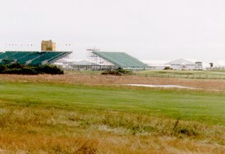 Carnoustie Golf Course host of the 1999 Open Championship