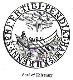 Town Seal of Kilrenny