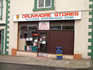 Drummore Stores - Scotland's Southernmost Store
