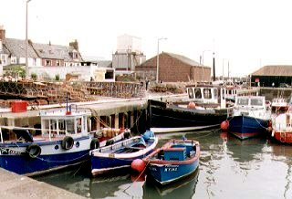 Arbroath Harbour