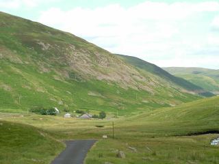 Upper Megget Valley