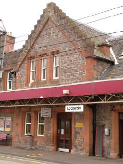 Lockerbie Railway Station