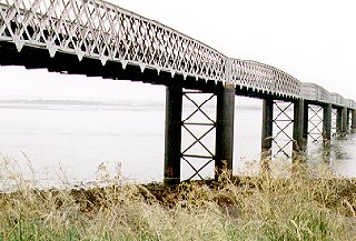South Esk Viaduct and Montrose Basin