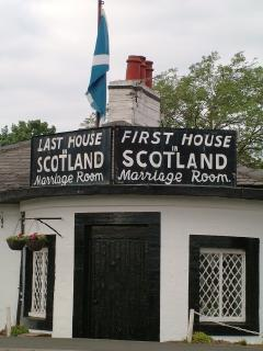 Old Toll House, Gretna
